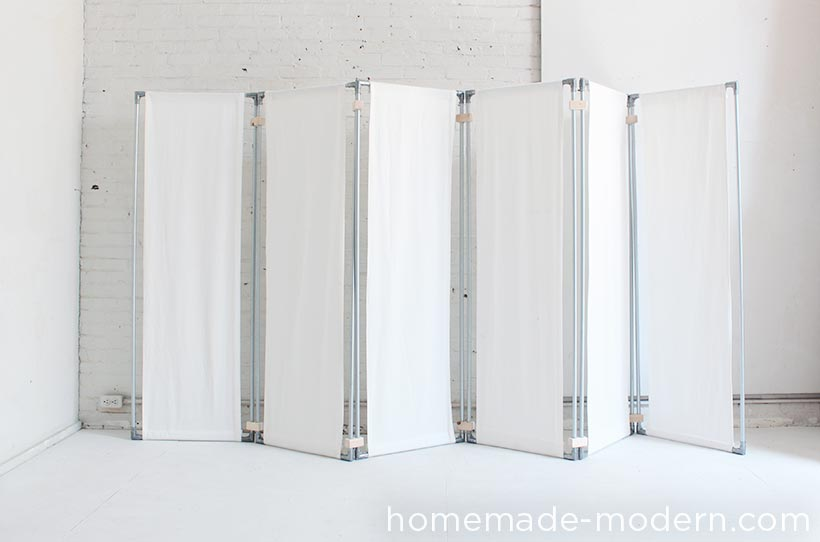 Delicieux HHomeMade Modern DIY EP79 Room Divider Options
