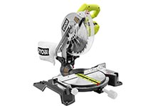 HomeMade Modern DIY RYOBI 10 Inch Sliding Compound Miter Saw with Laser