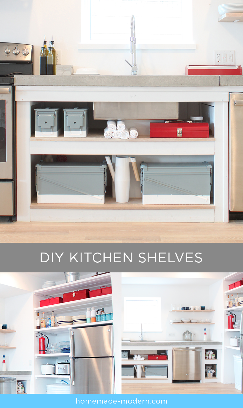decorate shelves design shelf shelving kitchen