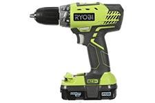 HomeMade Modern DIY RYOBI ONE+ 18-Volt Compact Drill
